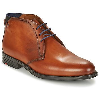 鞋子 男士 短筒靴 LLOYD PATRIOT 棕色
