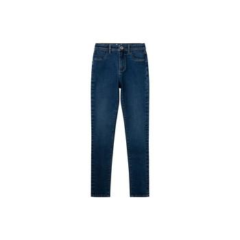 衣服 女孩 牛仔铅笔裤 Pepe jeans MADISON JEGGIN 蓝色