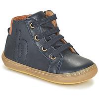 鞋子 儿童 短筒靴 Bisgaard VILLUM 海蓝色