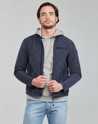 衣服 男士 夹克 Replay M8000 蓝色