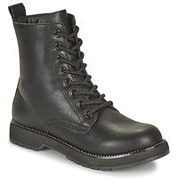鞋子 女士 短筒靴 Café Noir ETELA 黑色