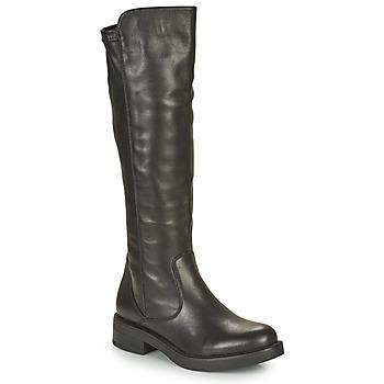 鞋子 女士 都市靴 Café Noir NUBILA 黑色