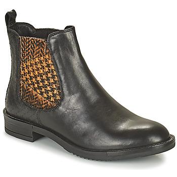 鞋子 女士 短筒靴 Café Noir FRETINA 黑色