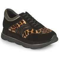鞋子 女士 球鞋基本款 Café Noir BORDA 黑色 / Leo