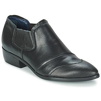 鞋子 女士 短筒靴 Stephane Gontard DELIRE 黑色