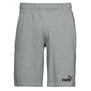 衣服 男士 短裤&百慕大短裤 Puma 彪马 ESS JERSEY SHORT 灰色