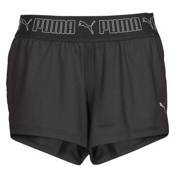 衣服 女士 短裤&百慕大短裤 Puma 彪马 TRAIN SUSTAINABLE SHORT 黑色