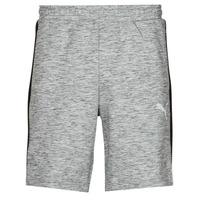 衣服 男士 短裤&百慕大短裤 Puma 彪马 EVOSTRIPE SHORTS 8 灰色 / 黑色