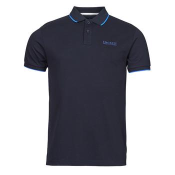 衣服 男士 短袖保罗衫 Hackett HM562897 海蓝色