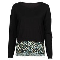 衣服 女士 羊毛衫 One Step FT18121 黑色