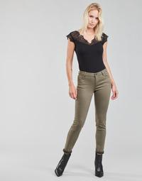 衣服 女士 多口袋裤子 Morgan PETRA Thyme