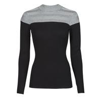 衣服 女士 羊毛衫 Morgan MICO 灰色 / 黑色