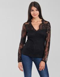 衣服 女士 女士上衣/罩衫 Morgan TEMMA 黑色