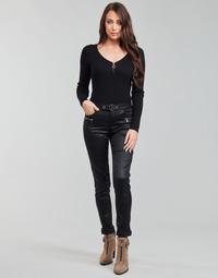 衣服 女士 多口袋裤子 Morgan PBIKER 黑色