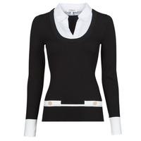衣服 女士 羊毛衫 Morgan MFLO 黑色 / 白色