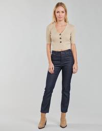 衣服 女士 直筒牛仔裤 Freeman T.Porter MONIKA DENIM 蓝色 / Brut
