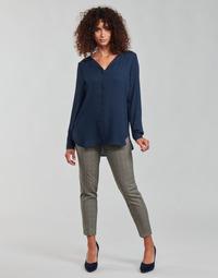 衣服 女士 多口袋裤子 Freeman T.Porter CLAUDIA PONGO 灰色