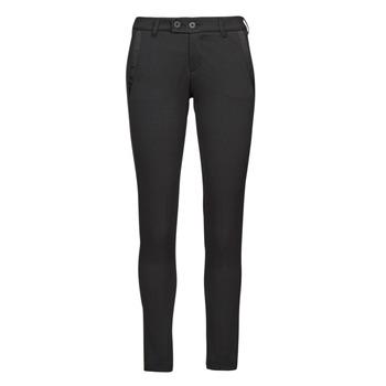 衣服 女士 多口袋裤子 Freeman T.Porter TESSA CLASSICO 黑色