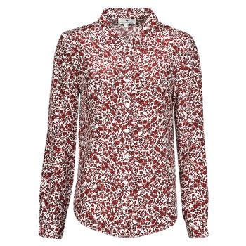 衣服 女士 女士上衣/罩衫 Freeman T.Porter KATY MIRABILIS 红色 / 白色