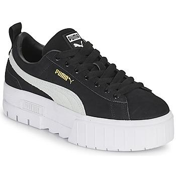 鞋子 女士 球鞋基本款 Puma 彪马 MAYZE 黑色 / 白色