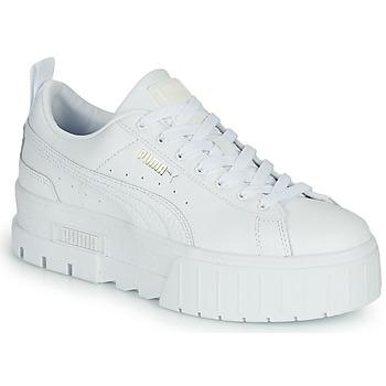 鞋子 女士 球鞋基本款 Puma 彪马 MAYZE 白色