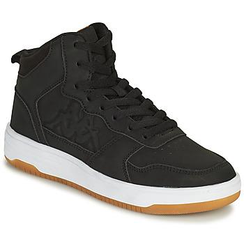 鞋子 男孩 高帮鞋 Kappa 卡帕 SEATTLE MID 黑色