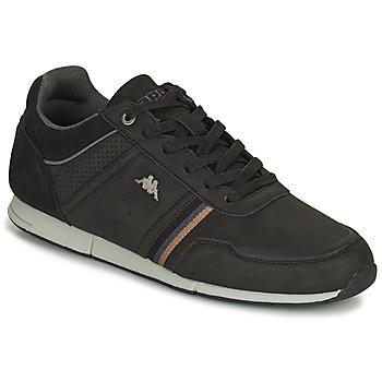 鞋子 男士 球鞋基本款 Kappa 卡帕 TYLER 黑色