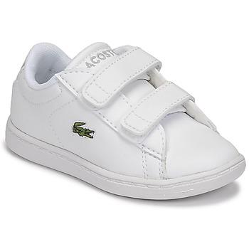 鞋子 儿童 球鞋基本款 Lacoste CARNABY EVO BL 21 1 SUI 白色