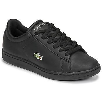 鞋子 儿童 球鞋基本款 Lacoste CARNABY EVO BL 21 1 SUJ 黑色