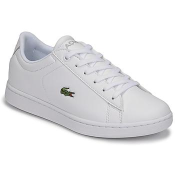 鞋子 儿童 球鞋基本款 Lacoste CARNABY EVO BL 21 1 SUJ 白色