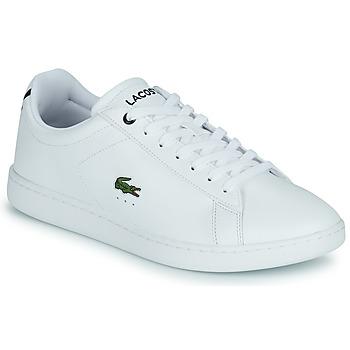 鞋子 男士 球鞋基本款 Lacoste CARNABY BL21 1 SMA 白色
