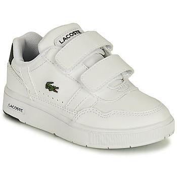 鞋子 儿童 球鞋基本款 Lacoste T-CLIP 0121 1 SUI 白色