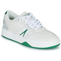 鞋子 女士 球鞋基本款 Lacoste L001 0321 1 SFA 白色 / 绿色
