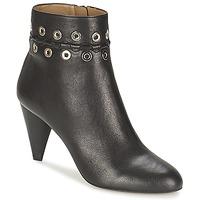 鞋子 女士 短靴 Sonia Rykiel 索尼亚·里基尔 MINI ŒILLETS 黑色