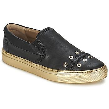鞋子 女士 平底鞋 Sonia Rykiel 索尼亚·里基尔 MINI ŒILLETS 黑色