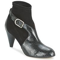 鞋子 女士 短靴 Sonia Rykiel 索尼亚·里基尔 697859-B 黑色