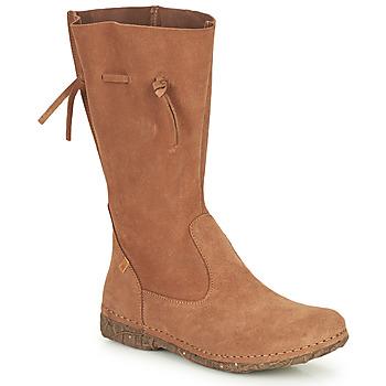 鞋子 女士 都市靴 El Naturalista ANGKOR 棕色