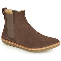 鞋子 女士 短筒靴 El Naturalista CORAL 棕色