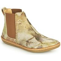 鞋子 女士 短筒靴 El Naturalista CORAL 灰色