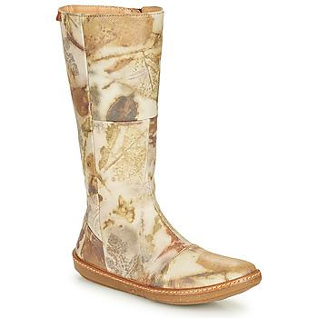 鞋子 女士 都市靴 El Naturalista CORAL 灰色