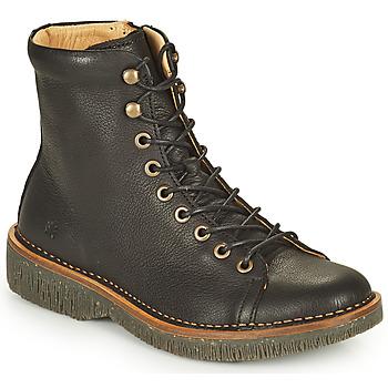 鞋子 女士 短筒靴 El Naturalista VOLCANO 黑色
