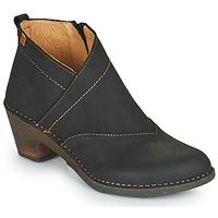 鞋子 女士 短靴 El Naturalista SYLVAN 黑色