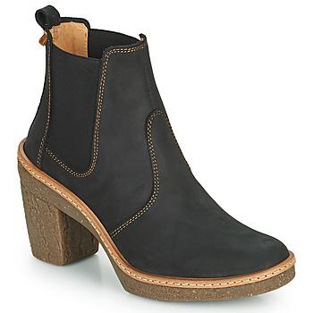 鞋子 女士 短靴 El Naturalista HAYA 黑色