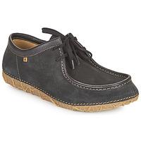 鞋子 短筒靴 El Naturalista REDES 黑色