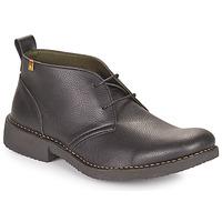 鞋子 男士 短筒靴 El Naturalista YUGEN 黑色