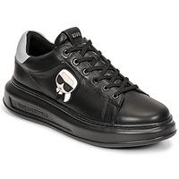 鞋子 男士 球鞋基本款 KARL LAGERFELD KAPRI MENS KARL IKONIC 3D LACE 黑色