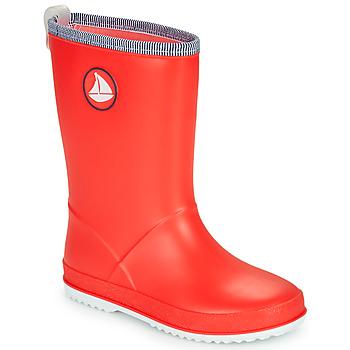 鞋子 儿童 雨靴 Be Only CORVETTE 红色