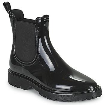 鞋子 女士 雨靴 Be Only INGY 黑色