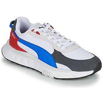 鞋子 男士 球鞋基本款 Puma 彪马 WILD RIDER COLLIN 多彩