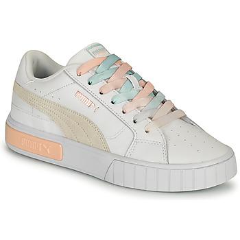 鞋子 女士 球鞋基本款 Puma 彪马 CALI STAR 白色 / 多彩